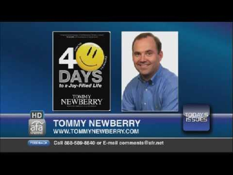 Today's Issues - Tommy Newberry