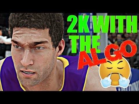 NBA 2K18 PLAYNOW ONLINE | LAKERS V KNICKS | THE COMEBACK CHE