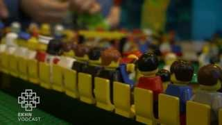 Die Lego-Stadt aus 100.000 Steinen