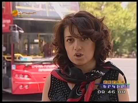 Yerevan City Tour By Yerkir Media-Yerevan Tourism Channel