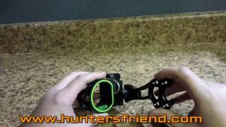 trophy ridge joker 4 pin sight product review