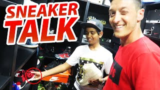 sneaker talk with mesut ozil the best german soccer player