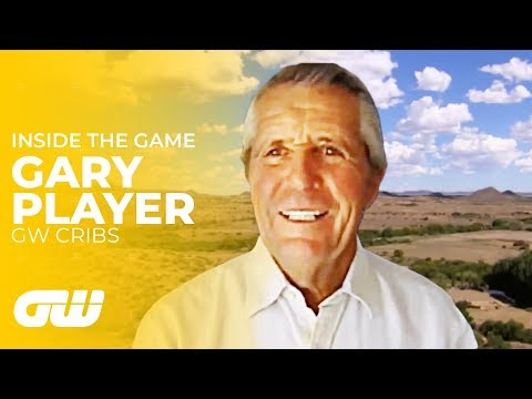 Gary Player Shows Us Round His House and Private Golf Course! | Golfing Cribs | Golfing World