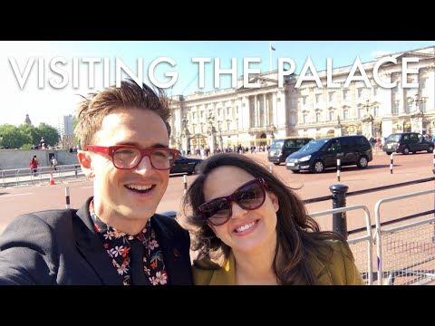 Visiting Buckingham Palace   Dear Carrie