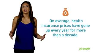 Are health insurance prices going to go up this?