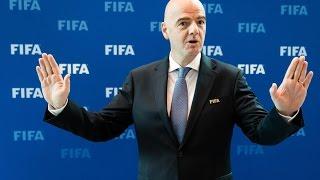 إنفانتينو يتقدّم باقتراح غريب حول عدد منتخبات كأس العالم