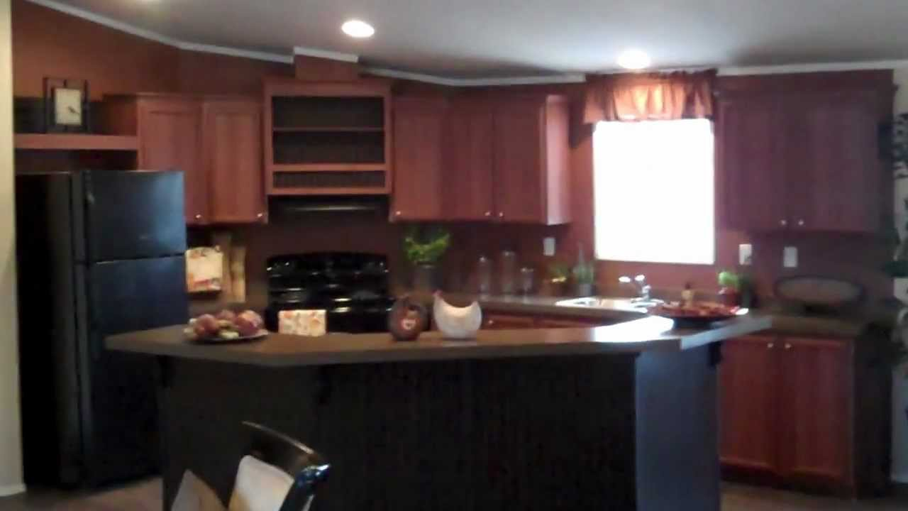 The Premier Double Wide Manufactured Home At Palm Harbor