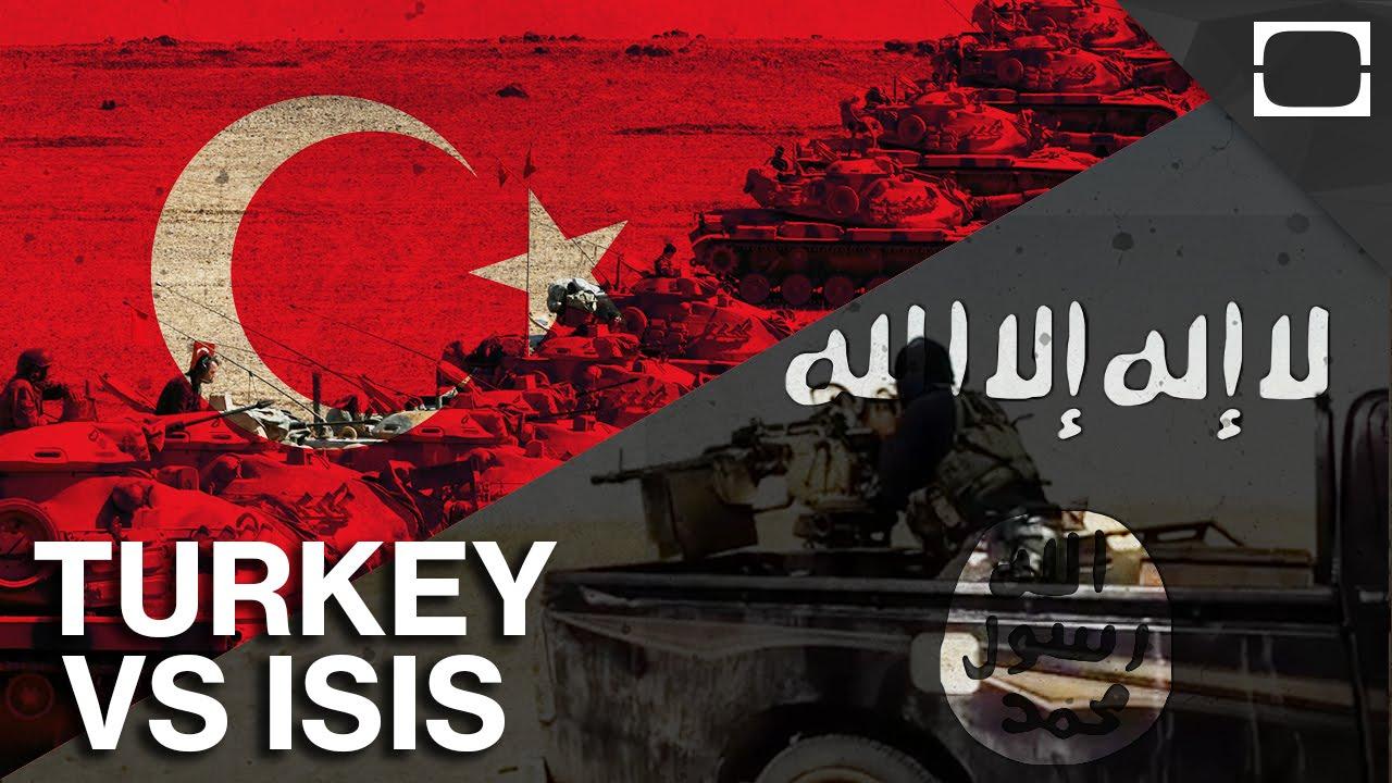 Risultati immagini per TURKEY ISIS