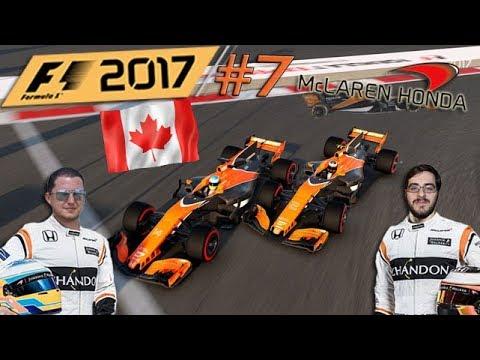 F1 2017 CO-OP avec Angel038 - Canada (#7)