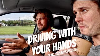 How to DRIVE with HAND CONTROLS || 010