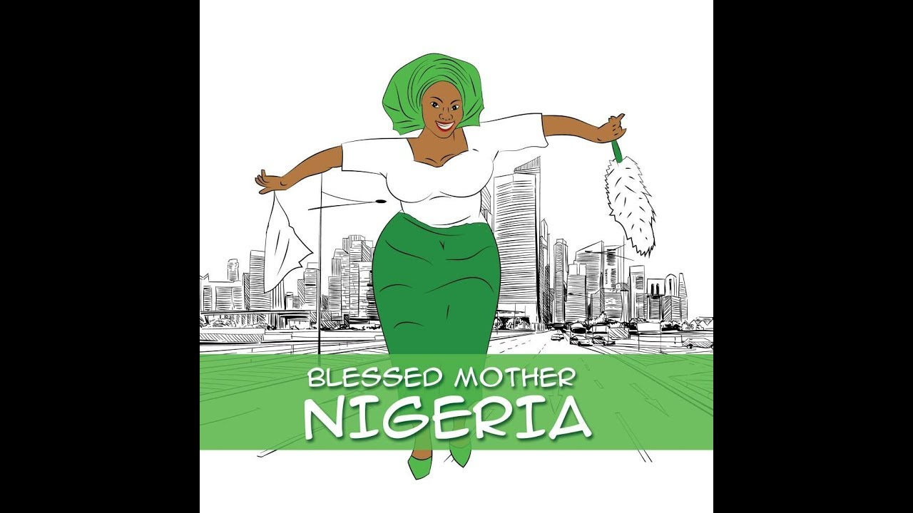 BLESSED MOTHER NIGERIA - 1st Oct Teens Poetry (Uduak Akrah)