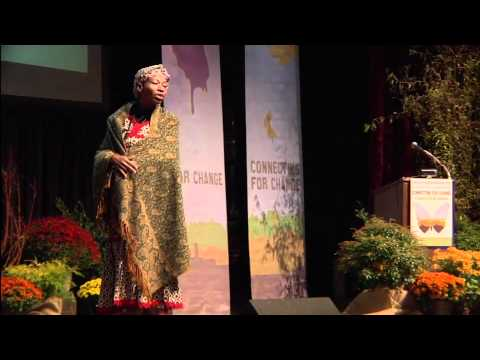 Sobonfu Somé - Embracing Your Gifts | @marioninstitute