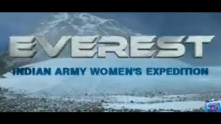 Everest: Indian Army Women
