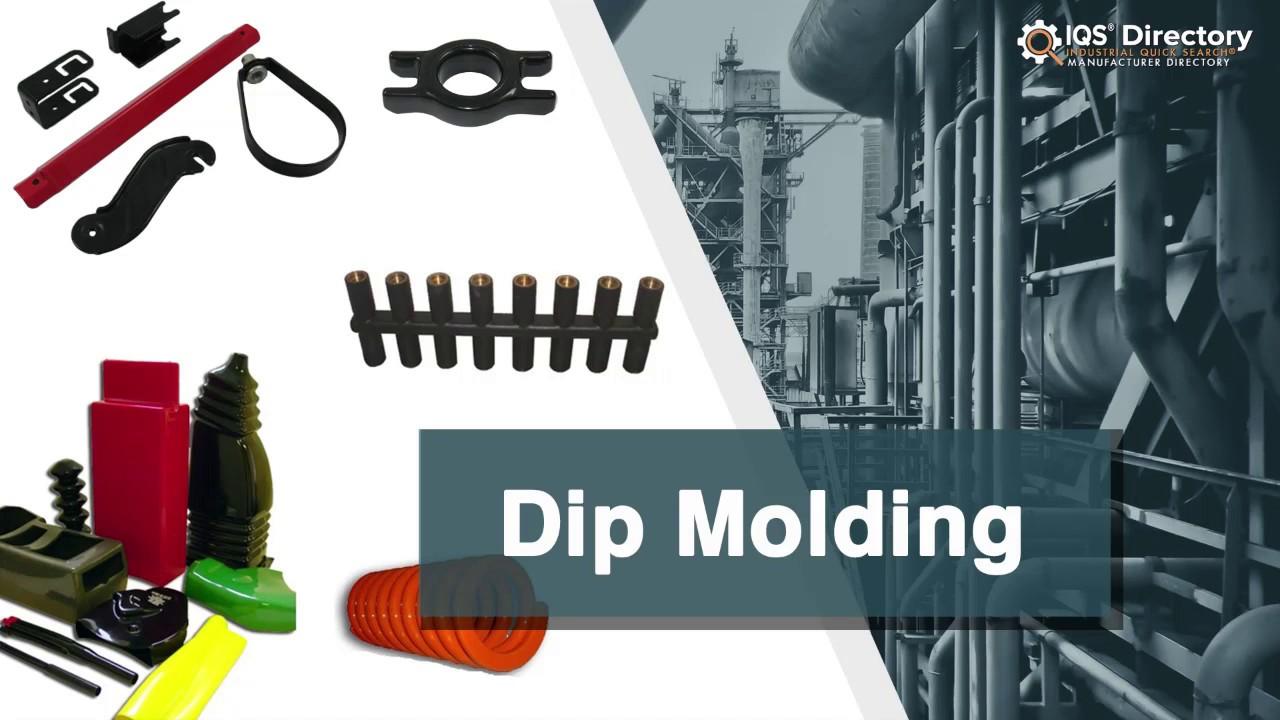 Dip Molding Companies | Dip Molding Services