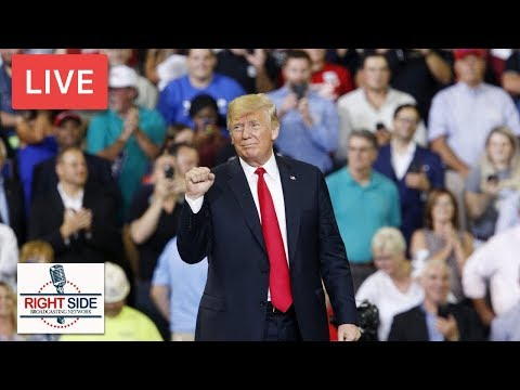 🔴FULL EVENT: President Donald Trump Holds MAGA Rally in Council Bluffs, IA 10/9/18