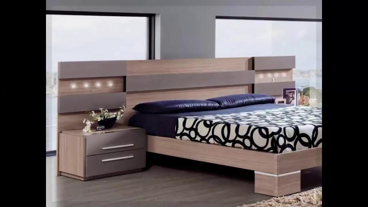 Moderne Schlafzimmer Aus Zirbenholz