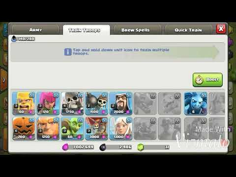 Halloween Costumes For Barbarian And Wall Breaker clash Of Clans Read Disc(almost Always 3 Star)