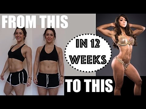 Bikini Competition Prep Explained | Body Transformation | Bikini Body Prep Episode 11