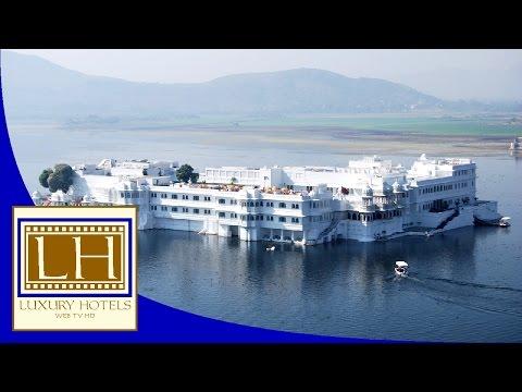 Luxury Hotels - Taj Lake Palace - Udaipur
