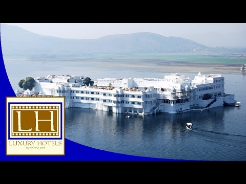 Luxury Hotels - Taj Lake Palace - Udaipur
