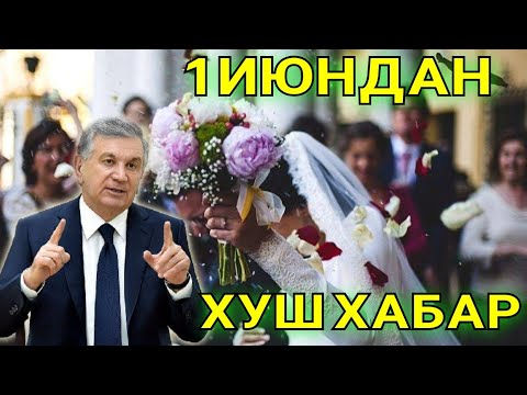 1ИЮНДАН ХУШ ХАБАР УРРА МАНА ЯНГИЛИК ...