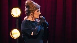 Adele at the BBC: When Adele wasn't Adele... but was Jenny #1
