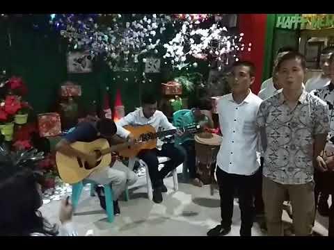 Saint Enoch School - Drummer Boy - Christmas Song