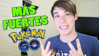 Los MEJORES POKÉMON de Pokémon GO (No legendarios)