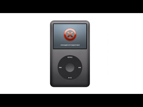 iPod Classic (120GB) Crash
