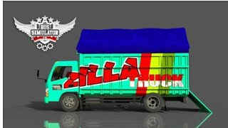Mod trunk center minimalis Bussid v3.3 mod Bussid new update Indonesia bus simulator