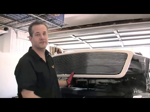 How to Install T-Rex Billet Grille Ford F-150 Motorz #3