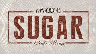 Sugar - Nicki Minaj (Verse - Lyrics)