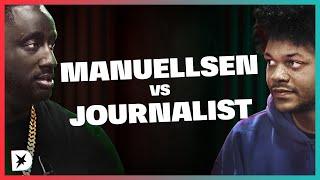 Rassismus im Deutschrap? Manuellsen vs. Journalist | DISKUTHEK (Teaser)
