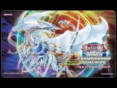 Summon Shooting Quasar/Cosmic Blaze Dragon Using Crystron Needlefiber  (Crystron Six Samurai Deck)