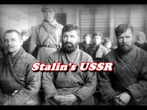 History Brief: Joseph Stalin's USSR