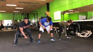 Tabata Cardio Training