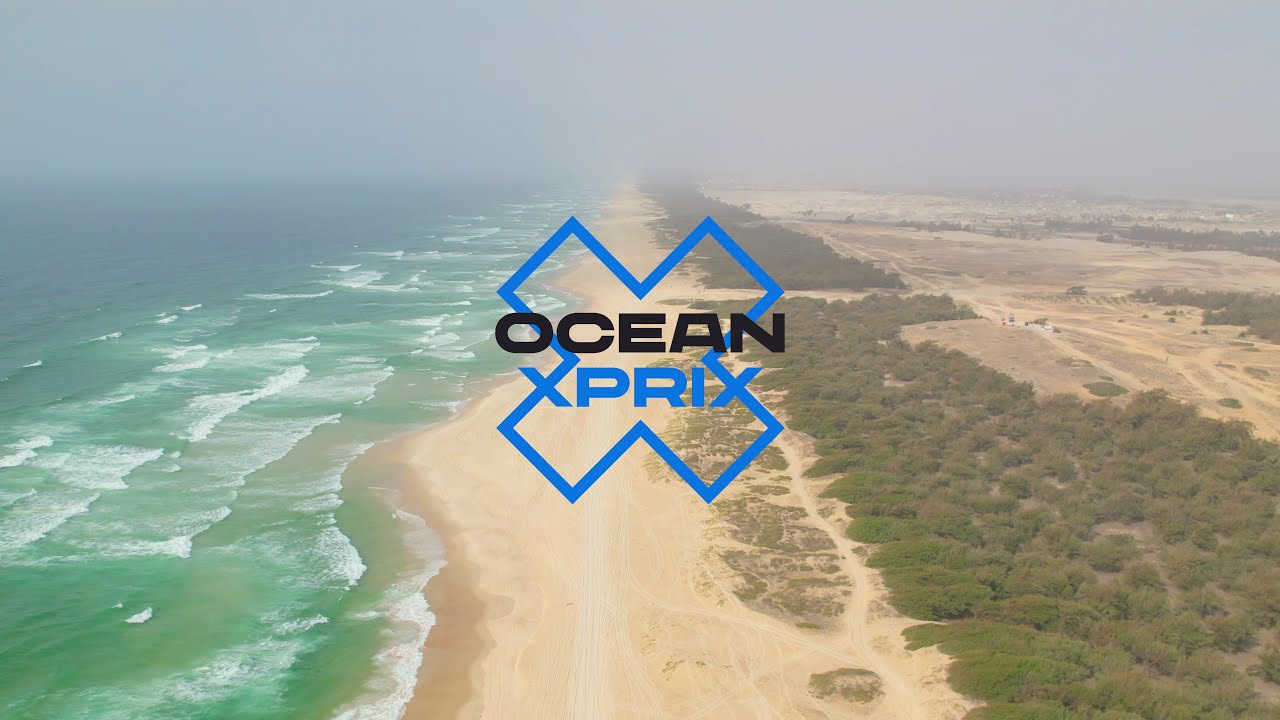 TIMO SCHEIDER I EXTREME E OCEAN X PRIX Track Explaination
