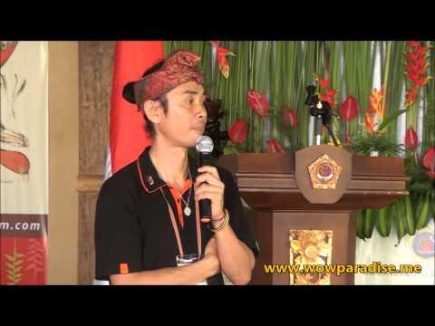 International Heliconia Congress 2014 Panel Presentation 6