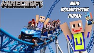 Ipiiiin Naik Roller Coaster Di Dufan