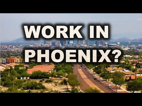 Finding Jobs In Phoenix Arizona