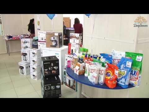 В Дербентском отделении «Почты России» стартовала благотворительная акция «Дерево Добра»