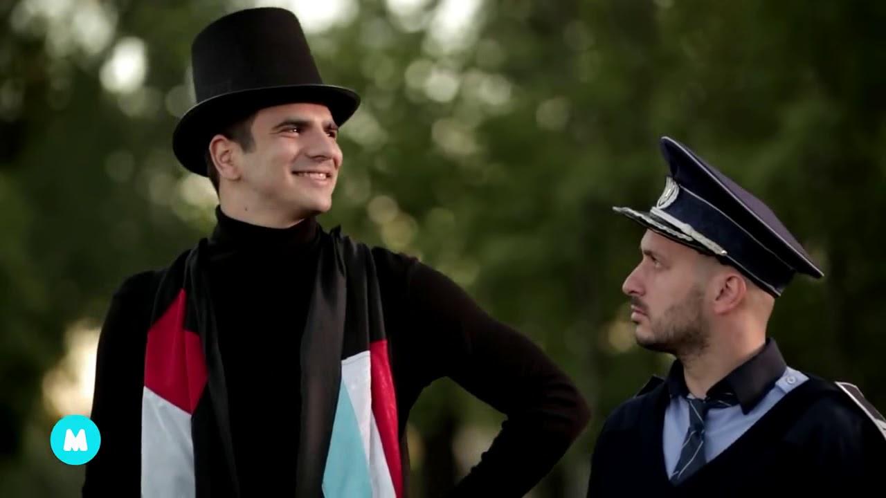 Mondenii cel mai sincer moldovean rachetzul magician