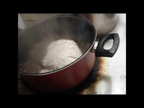 Cooking Hamburger And Cream Of Mushroom Soup