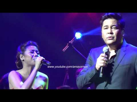 After All - Martin Nievera & Morissette Amon at the Solaire