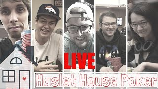 LIVE PokerNews Podcast with Haslet House Poker