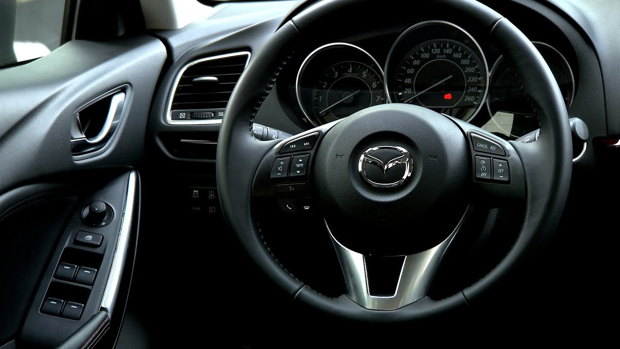 Mazda6 Wagon 2013 Interior Youtube