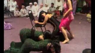 arabic backside dance with pashto songs