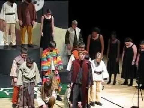 Close Every Door - Joseph and His Amazing Technicolor Dream Coat - Peter Jacobson  8th grader
