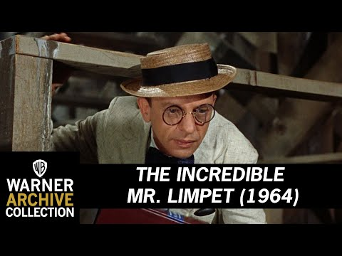 The Incredible Mr. Limpet (1964) –  I Wish I Were A Fish