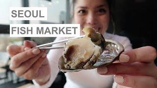 KOREA DAY 2   Noryangjin Fish Market   Mtlfoodsnob